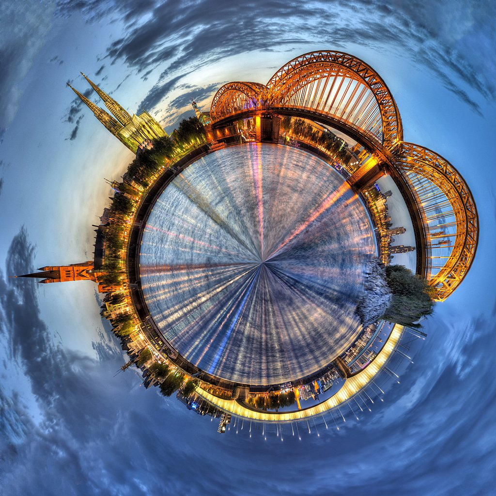Little Planets - Köln