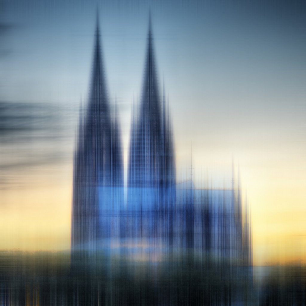 Move It - Köln -Dom mystisch
