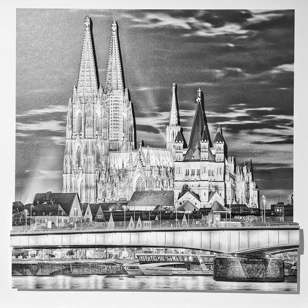 Paper Popup - Köln - Dom